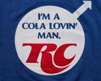 RC Cola ,  1980s, Lovin' Man Looking for Woman
