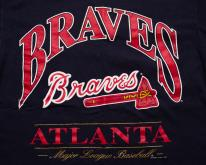 Atlanta Braves , Tomahawk Logo Icon, Lee Sport, 90s