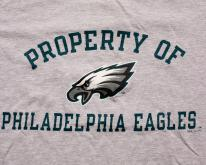 90s Property of Philadelphia Eagles Champion