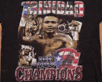 Felix Tito Trinidad  IBF WBC Boxing Champion