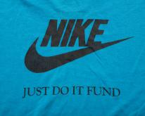 80s-90s Nike Forum , Just Do It Fund, Teal