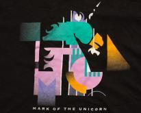 Mark of the Unicorn  MOTU Abstract Logo  1990s