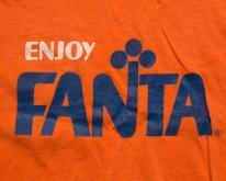 Enjoy Fanta Orange , M,  1970s-1980s, Soda Pop