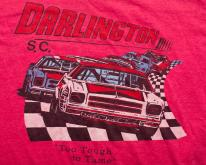 Darlington Raceway , Adidas, 80s NASCAR Racing Tee