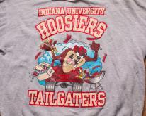 Taz Indiana Hoosiers Tailgaters Hoodie Swea