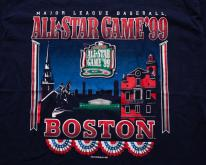 1999 MLB All Star Game , Boston Fenway Park Baseball