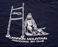80s Cannon Mountain Franconia Ski Club
