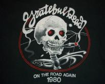 Grateful Dead 1980 On The Road Again  L