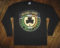 Vintage 1992 House of Pain Fine Malt Lyrics 90s rap t-shirt