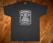 Jack Daniels Tennessee Whiskey   80s XL