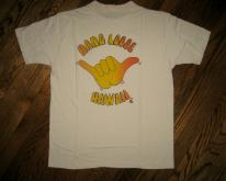 Vintage Hang Loose Poly Tees Hawaii beach T-shirt sunstrokes