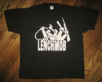 1992 Da Lench Mob Street Knowledge Vintage 90s rap T-shirt