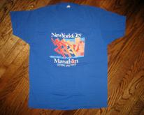 1983 New York Marathon Official Spectator vintage t-shirt