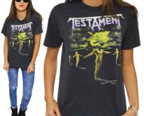 80s Testament Practice What You Preach Sz M