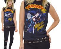 80s Krokus Midnite Maniac Blitz Tour