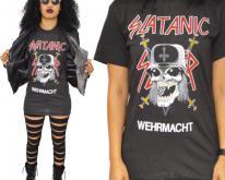 80s Slayer Slatanic Wehrmacht Sz M