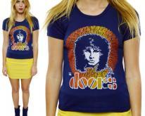 70s The Doors Jim Morrison Rare 50/50 Sz M