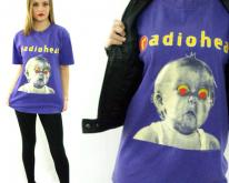 90s RADIOHEAD Pablo Honey Tour Sz L