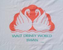 1980s Walt Disney World Swan Hotel Resort  L