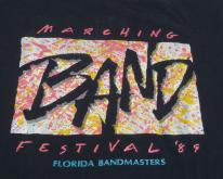 1989 Florida Marching Band Festival
