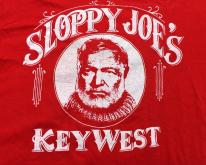 1980s Sloppy Joe's Key West Souvenir  L