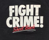 1980s Fight Crime Shoot Back  S/M