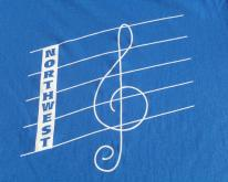 1990s Northwest Treble Clef