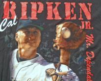 1990s Cal Ripken Jr Mr Dependable Black  L