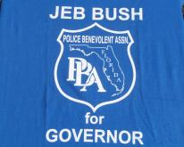 1994 Jeb Bush for Governor PBA