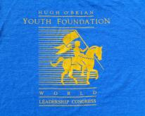 1990s Hugh O'Brian Youth HOBY Spirit  XL