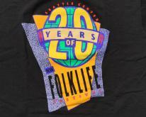 1990s Northwest FolkLife Festival Seattle  XL