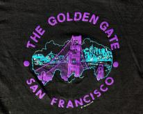 1980s Golden Gate San Francisco Souvenir  M