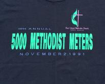 1990s 5000 Methodist Meters Black  L