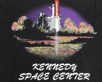 1980s Kennedy Space Center Souvenir  XL