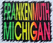 1980s Frankenmuth Michigan White  M