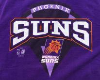 1990s Phoenix Suns NBA Oversize Purple  XL