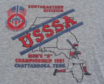1991 USSSA Softball