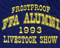 1990s Frostproof Future Farmers Navy Blue  L