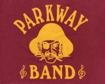 1980s Parkway Middle School Pirates Band  M