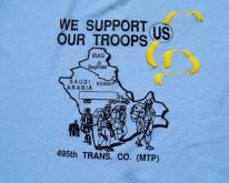 1990s We Support Our Troops Desert Storm  L