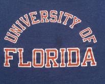 1980s University of Florida Navy Blue  S