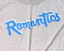 1980s The Romantics Gray Muscle  XL