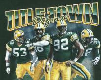 1990s Green Bay Packers Title Town Defense