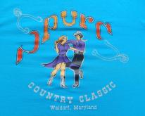 1990s Spurs Country Classic Waldorf MD  S