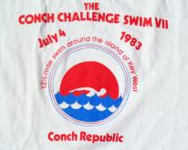 1980s Key West Conch Challenge VII 1983  L