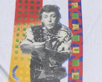 1980s Paul McCartney Concert Tour  Brockum XL