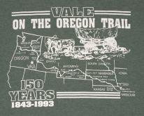 1993 Vale Oregon Trail Green