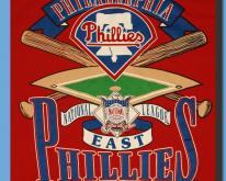 1992 Philadelphia Phillies Baseball  1990s