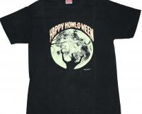 Happy HOWL-0-Ween Hallwoeen Werewolf Glow-in-Dark