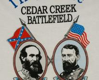Civil War Cedar Creek Battlefield